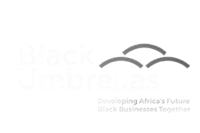 Black Umbrellas (Inverted)