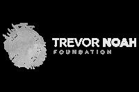 Trevor Noah Foundation Logo (Inverted)